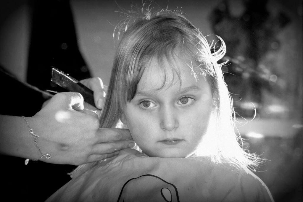 Kinderhaarschnitt im Jürmker HaarWerk
